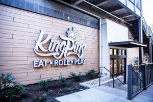 KingPins Beaverton Exterior